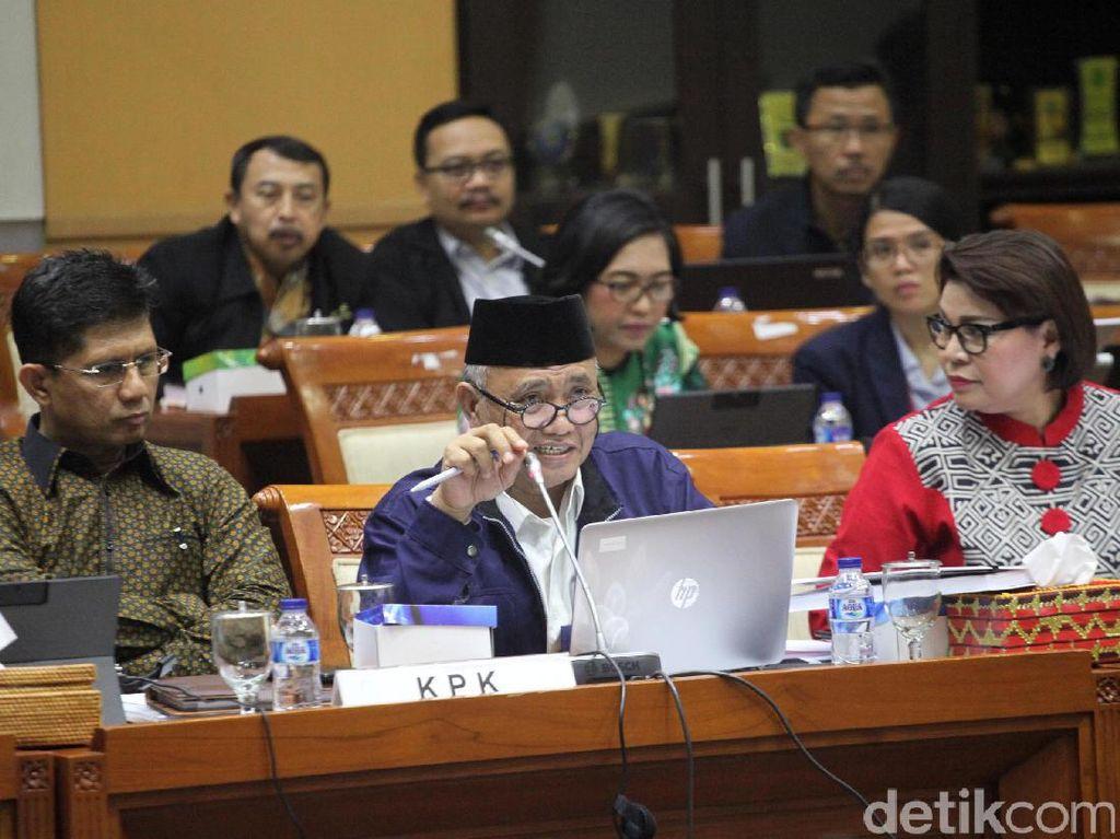 KPK dan Komisi III DPR Lanjutkan RDP