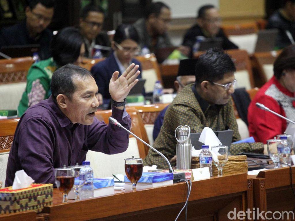Pelapor Polisikan Pimpinan KPK soal Surat Pencekalan Novanto