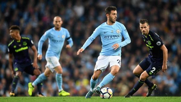 Rival di Lapangan, Bernardo Silva Menaruh Respek Besar untuk Mourinho