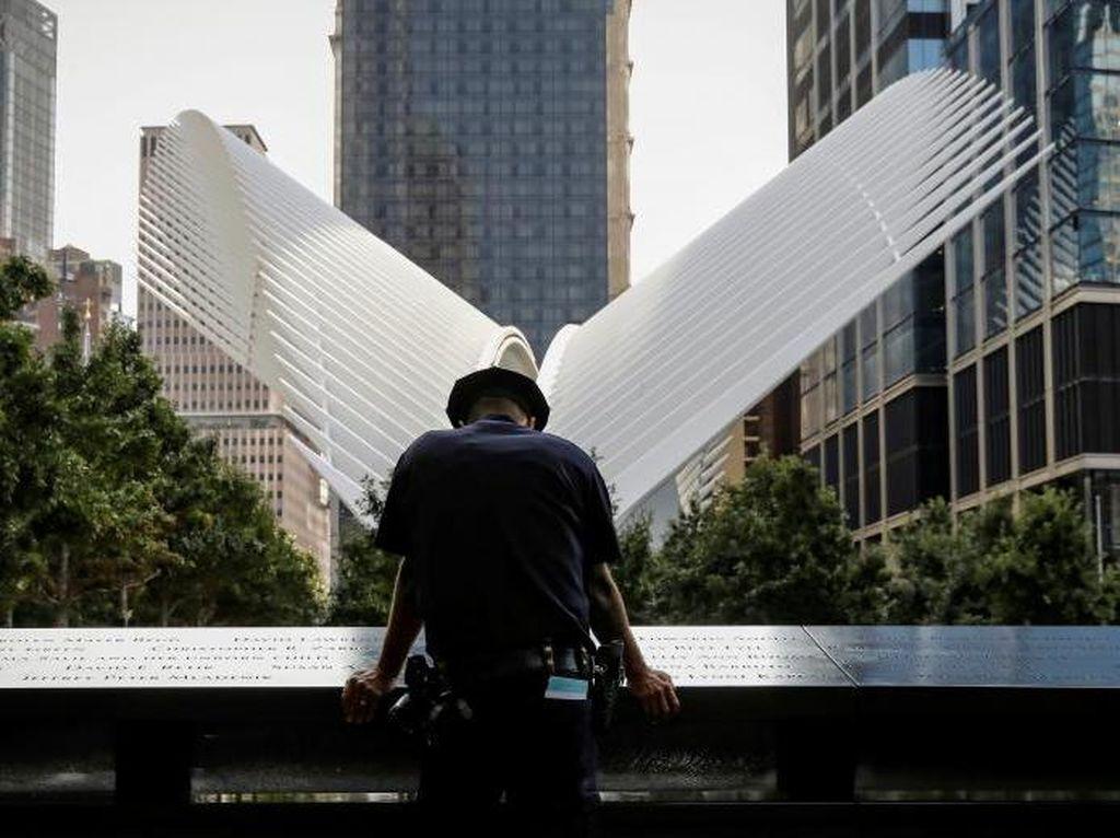 Mengenang Teror Pesawat ke Gedung WTC & Pentagon 17 Tahun Silam