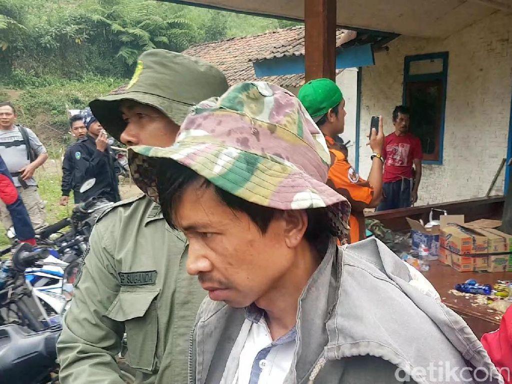 Guru SMA yang Hilang di Gunung Gede Sukabumi Ditemukan Selamat