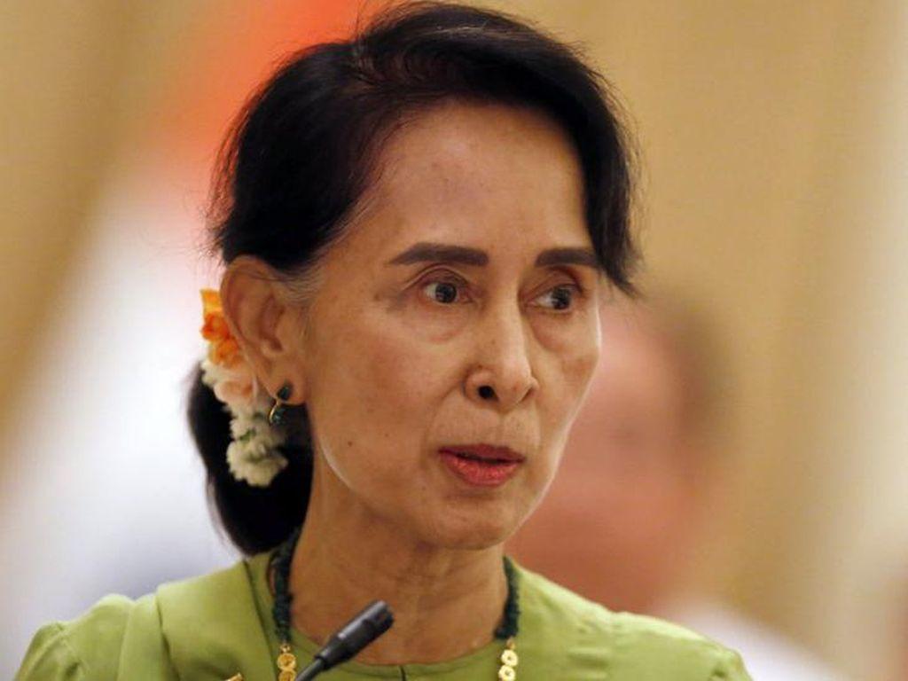 Terkejut, Komite Nobel Serukan Pembebasan Aung San Suu Kyi