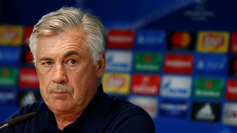 Carlo Ancelotti dan Harapan Napoli Patahkan Dominasi Juventus