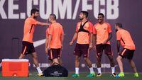 Allegri: Barcelona Satu dari Dua Tim Terbaik Dunia