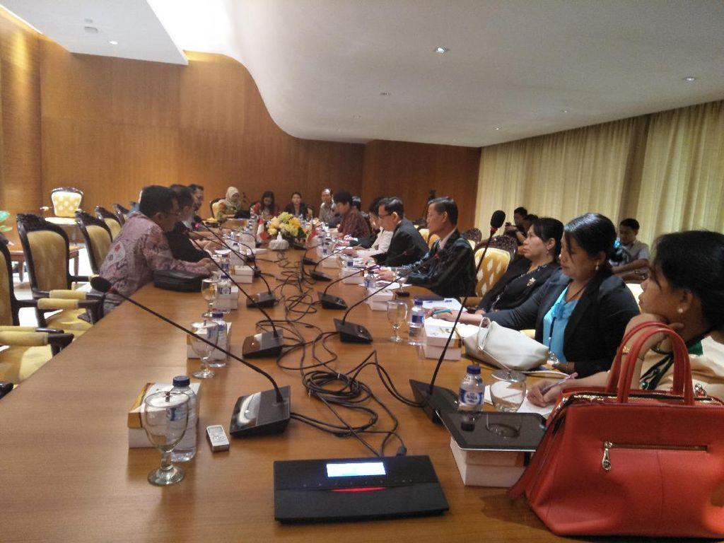 Anggota Parlemen Myanmar Belajar Fungsi Pengawasan dengan DPR