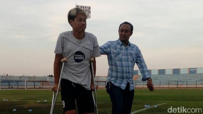 Kosuke Uchida, Pemain Persela yang Selalu Ingin Tingkatkan Performa