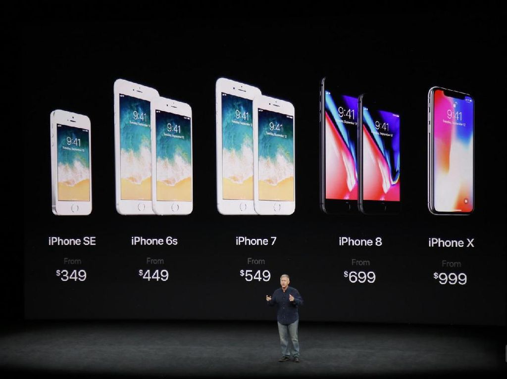 iPhone 8 Dirilis, Harga iPhone 7 Turun