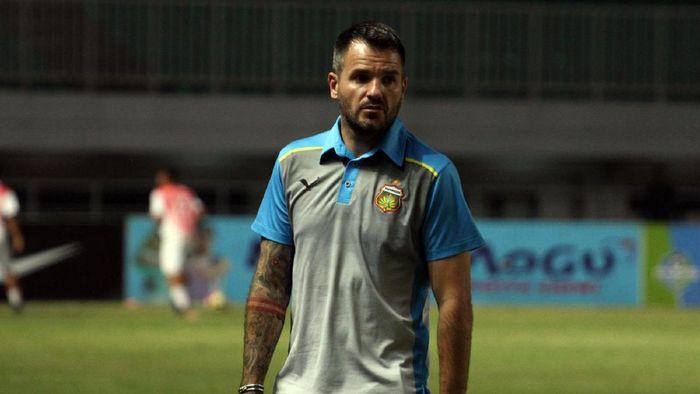 Simon McMenemy jadi pelatih Timnas Indonesia (dok.Bhayangkara FC)