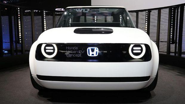 Urban EV, Mobil Listrik Tampang Klasik