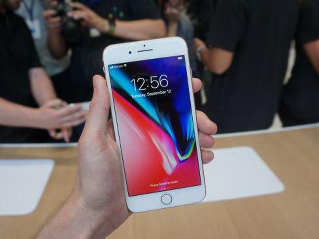 Lebih Dekat dengan Si Bongsor iPhone 8 Plus