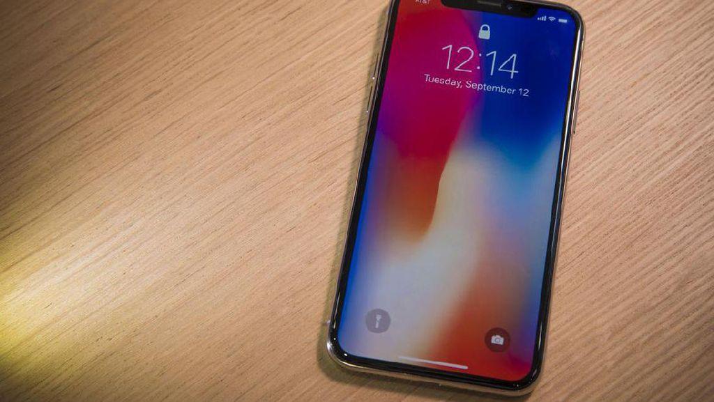 iPhone X yang Tampil Menawan