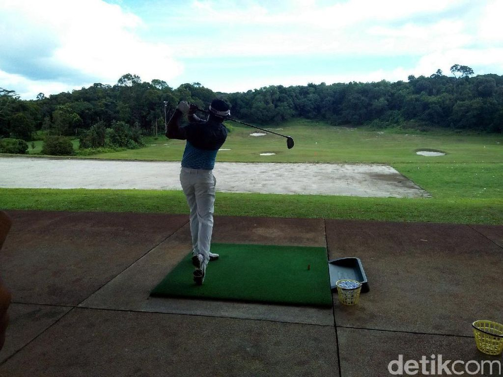 Tempat Liburan Sambil Main Golf di Pulau Bintan