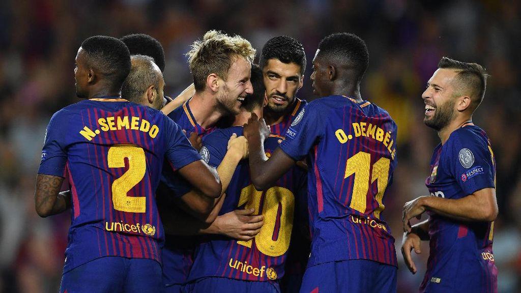 Rakitic: Menikmati Permainan Barcelona, Menikmati Sepakbola