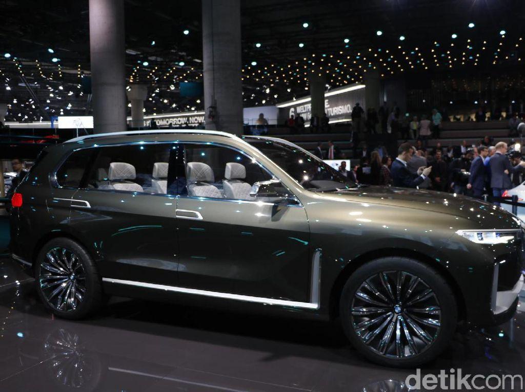 Mungkinkah Presiden Pakai SUV Mewah BMW?