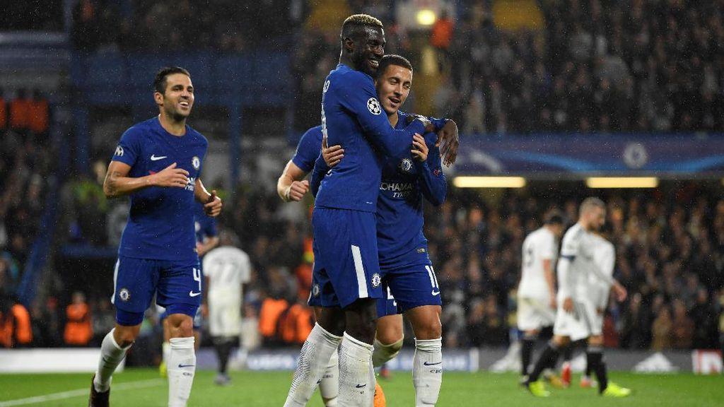 Chelsea Mesti Waspadai Stoke yang Bikin MU dan Arsenal Terpeleset