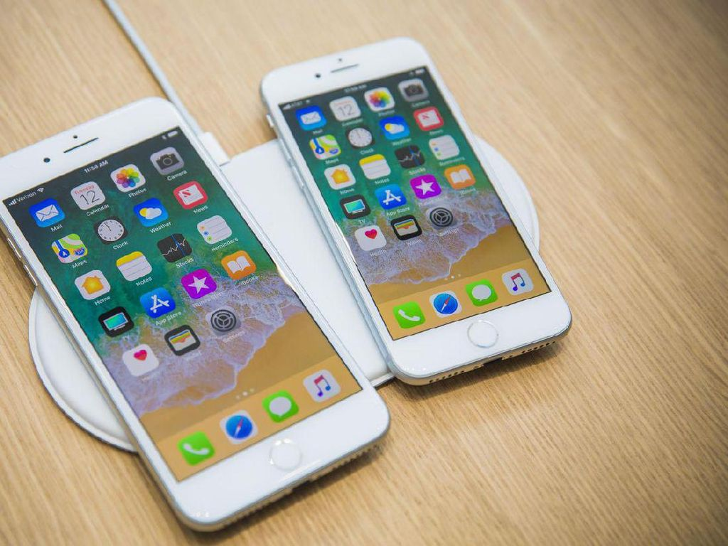Apple Jual iPhone 8 dan iPhone 8 Plus Rekondisi