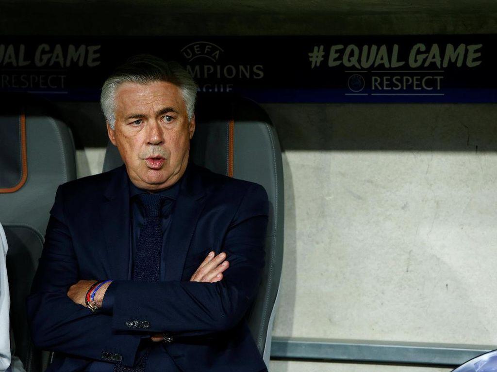 Ancelotti Santai Tanggapi Spekulasi Nagelsmann-Bayern