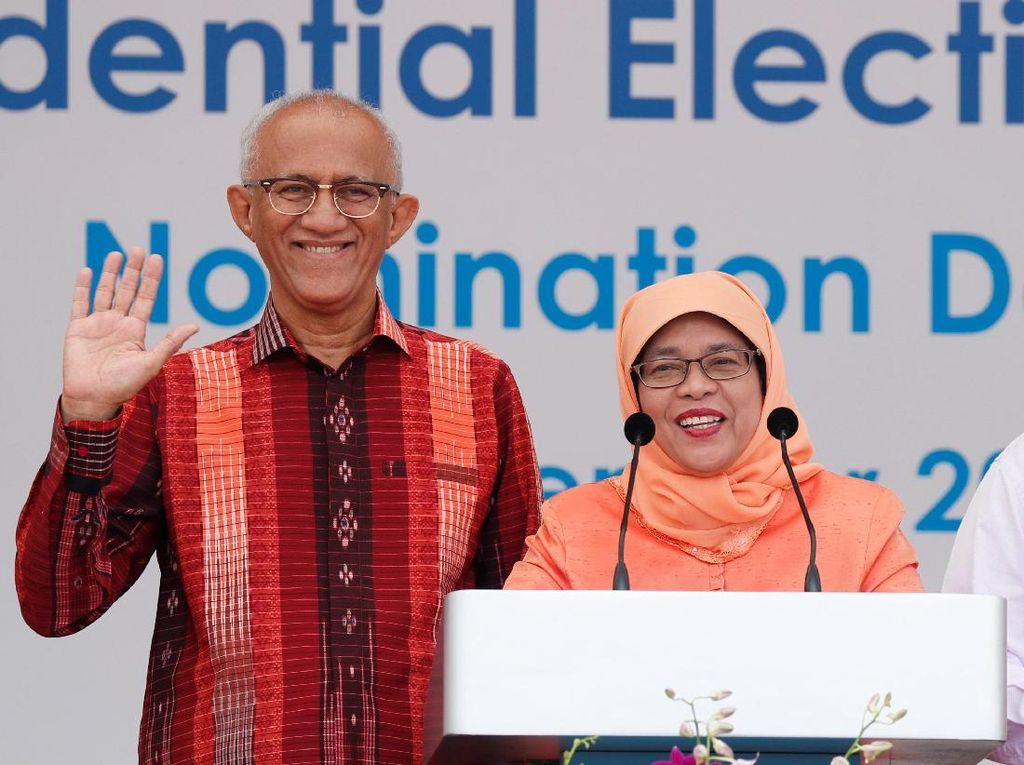 Mengenal Abdullah Alhabshee, Si Pemalu di Balik Presiden Singapura
