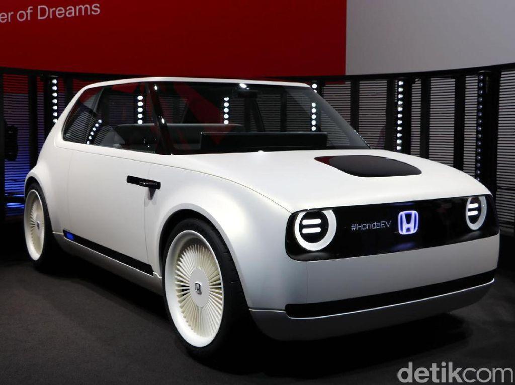 Mobil Mungil Listrik Honda Ini Mulai Diuji di Jalanan