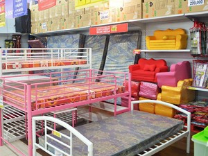Promo Furnitur dan Tempat Tidur di Transmart Carrefour