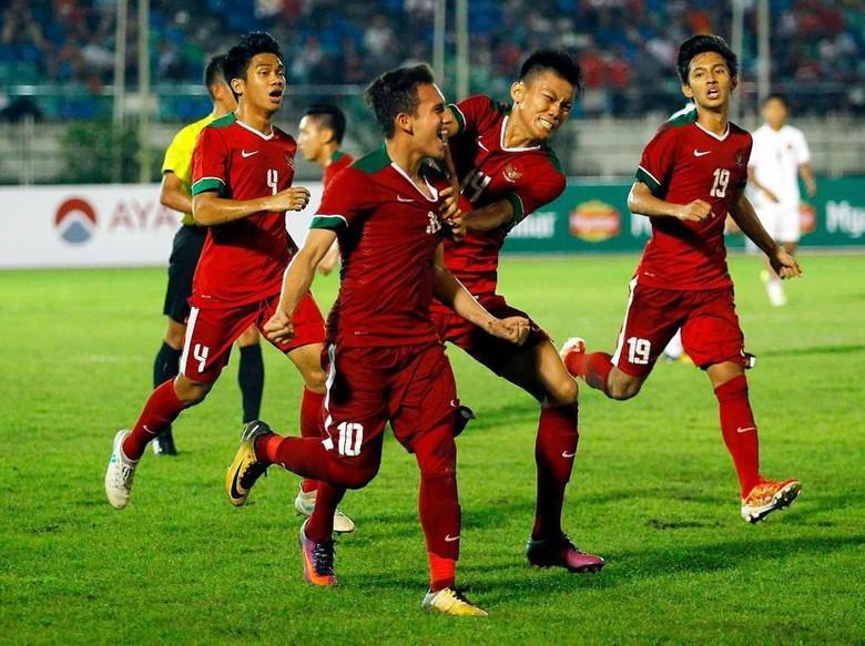 Jadwal Semifinal AFF U-18: Indonesia vs Thailand