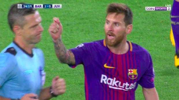 Messi Minta Pjanic Dikartu Kuning, Wasit Beri Kartu... untuk Messi