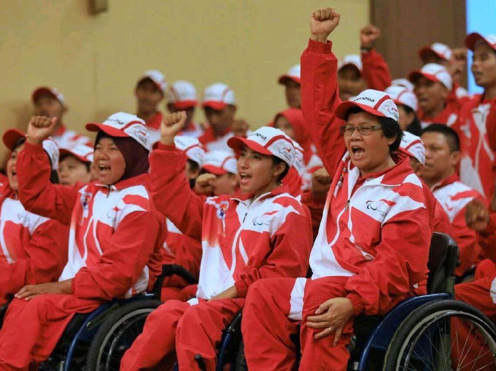 Dijamu Jokowi, Atlet ASEAN Para Games 2017 Tagih Bonus dan Perjuangkan Pelatih