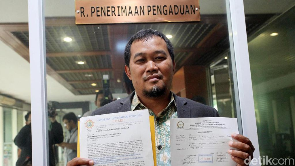 Fadli Zon Dilaporkan ke MKD Soal Surat Penundaan Pemeriksaan Setnov