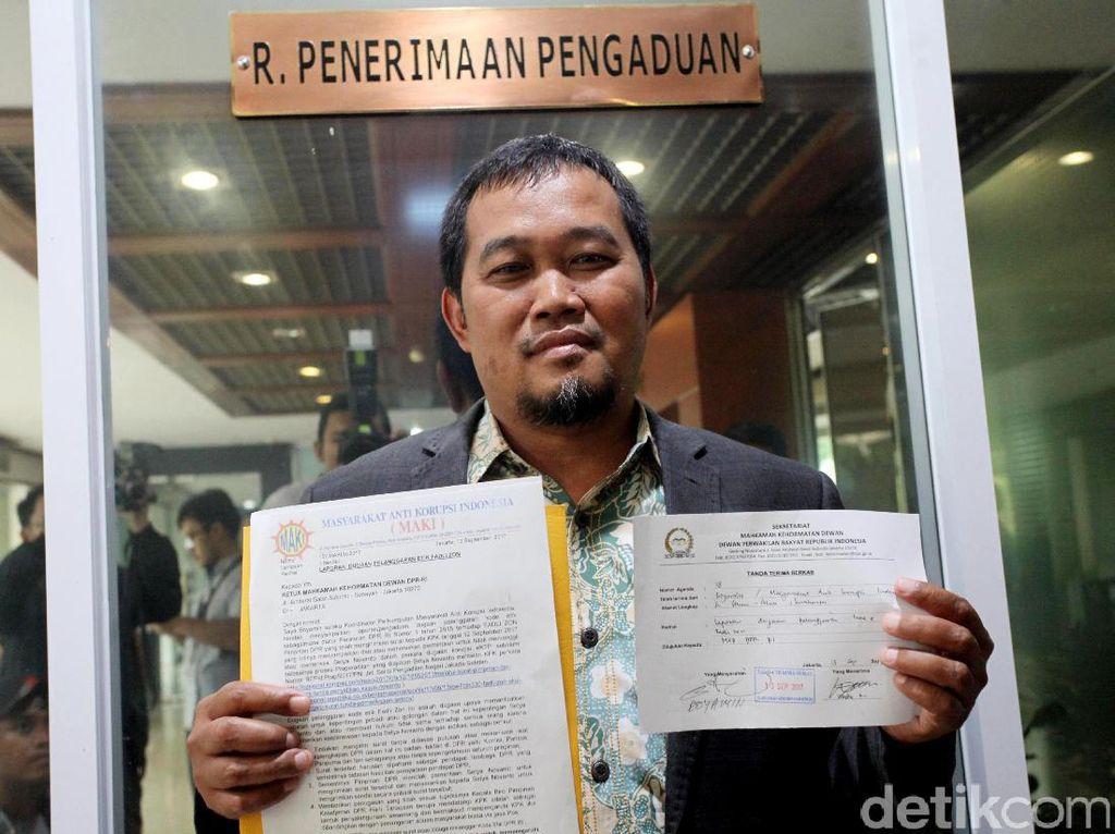 Pelapor Fadli Zon Akan Lengkapi Berkas Soal Surat DPR ke KPK