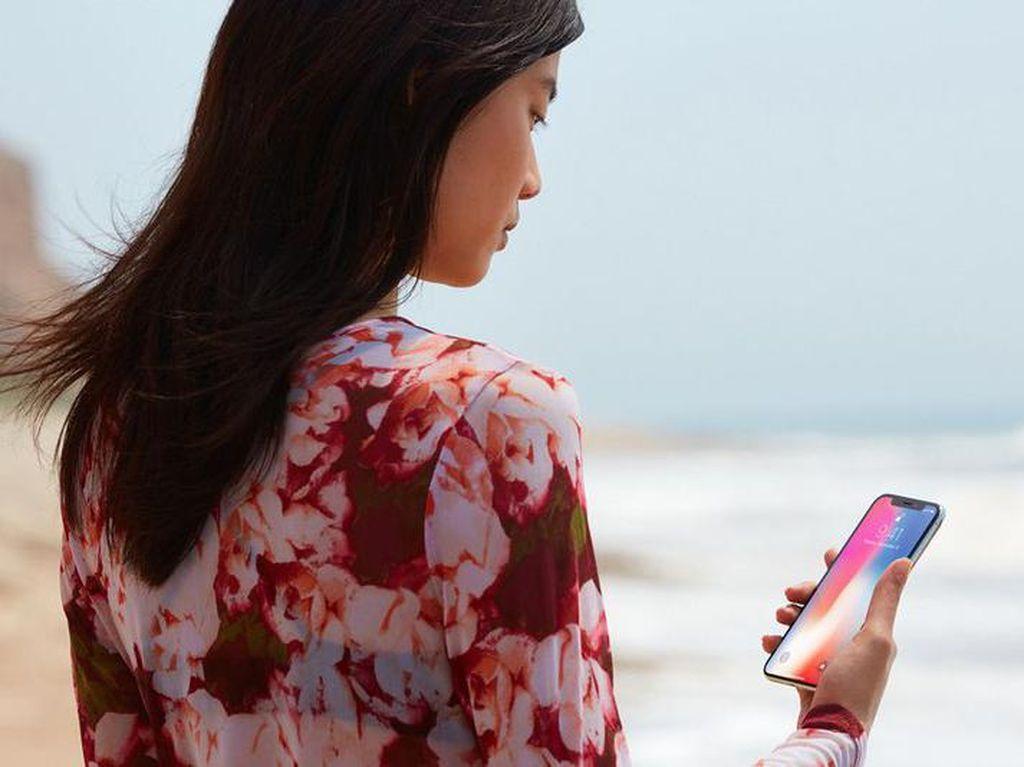 Apple Dicurigai Turunkan Kualitas Face ID di iPhone X