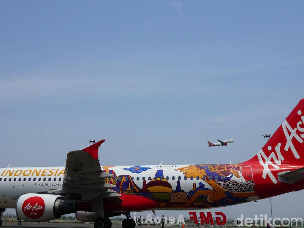 Ini Kompensasi AirAsia Jika Tiket Dibatalkan Karena Corona