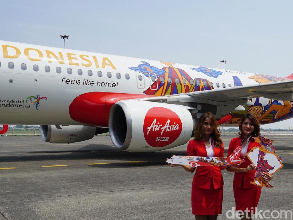 AirAsia Sebut Beli Tiket Langsung di Situsnya Lebih Murah