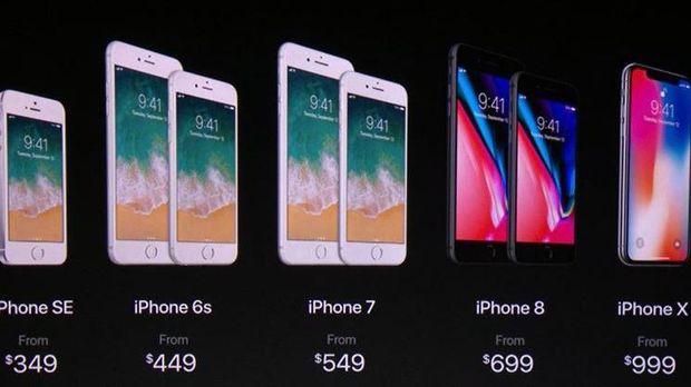 5 Fitur Paling Penting dari iPhone X