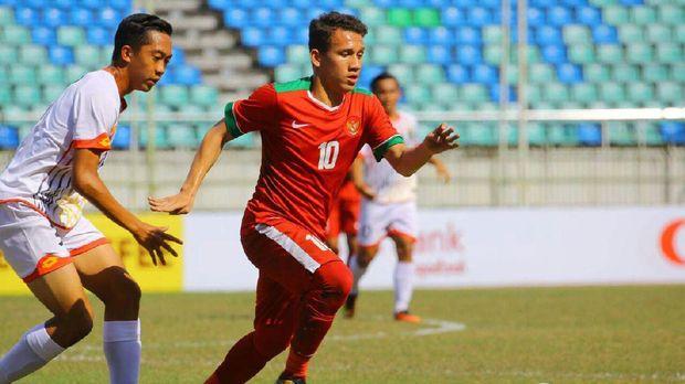 Timnas Indonesia U-19 menghadapi Thailand di semifinal setelah menjadi juara Grup B.
