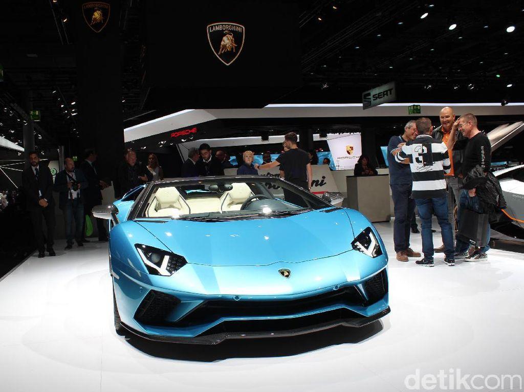 Bugatti, Lamborghini, Porsche, Bentley Bakal Berbekal Listrik