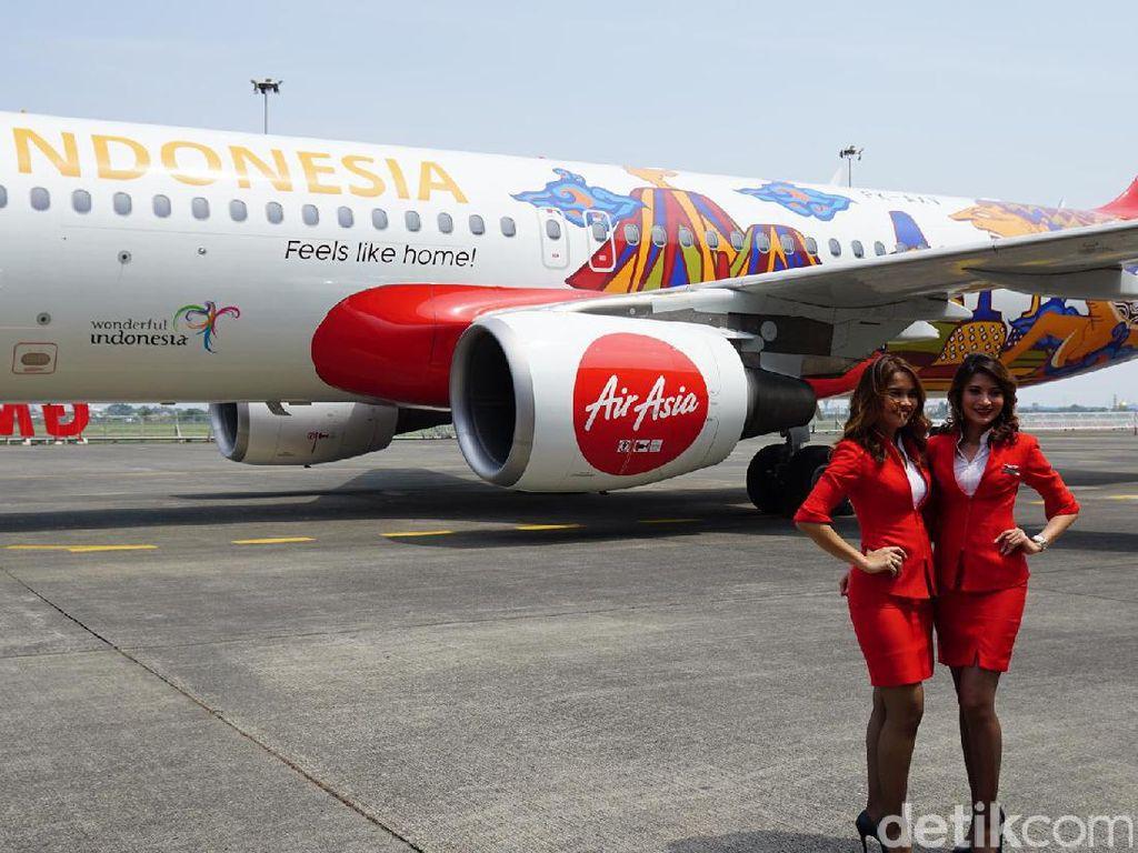 AirAsia Buka Penerbangan Langsung Lombok-Perth PP