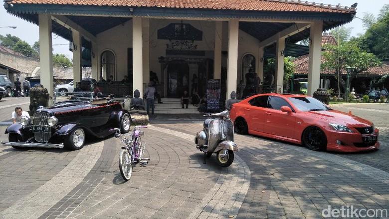 Jakarta Custom Culture tahun kemudian (Foto: Ruly Kurniawan)