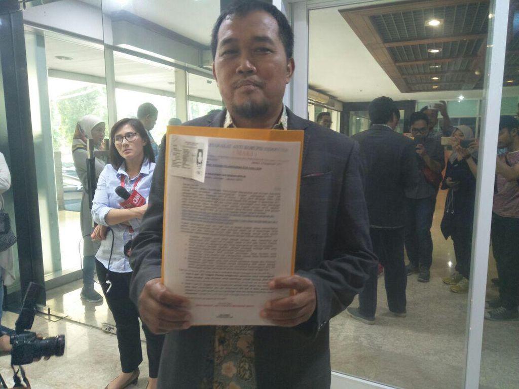 Teken Surat Tunda Pemeriksaan Novanto, Fadli Dilaporkan ke MKD DPR