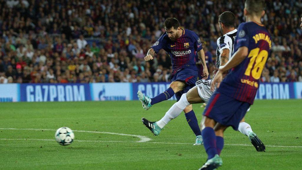 Valverde Nantikan Laga Panas Saat Barca Bertamu ke Markas Juventus