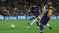 Pjanic Sesalkan Gol Pertama Barcelona
