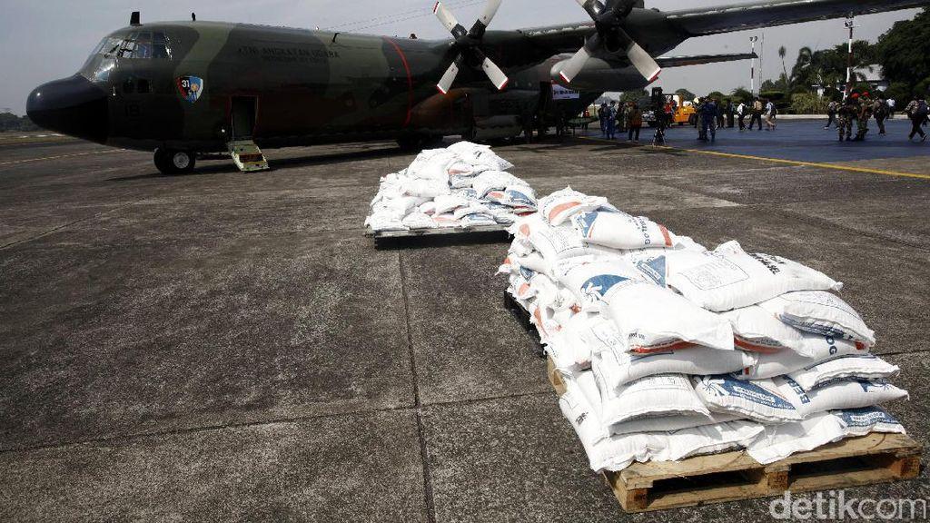 RI Kirim 34 Ton Bantuan untuk Rohingya