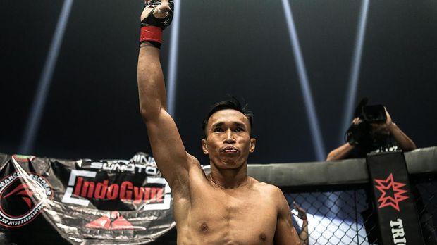 Sunoto berniat lanjutkan tren positif ketika bertemu petarung Kamboja.