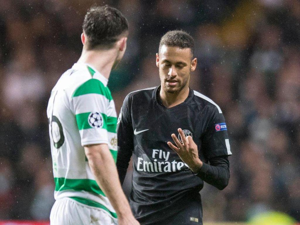 Kata Ralston Setelah Ditolak Neymar Bersalaman