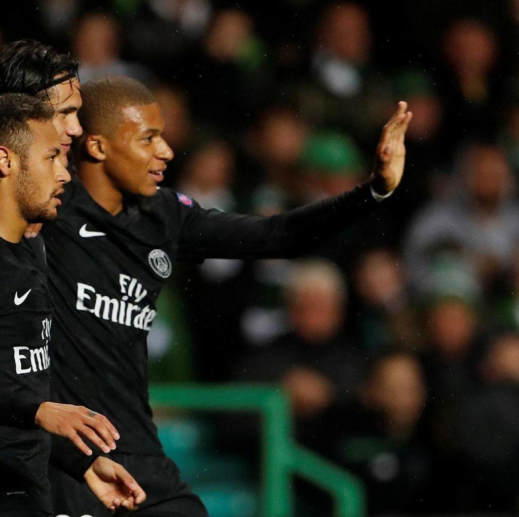 PSG Mulai Lebih Yakin soal Menangi Liga Champions