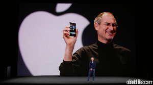 Mengenang Steve Jobs, DNA Produk Apple