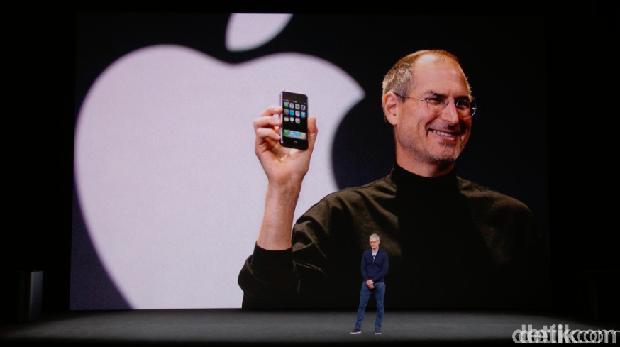 Mengenang Steve Jobs, DNA dari Semua Produk Apple