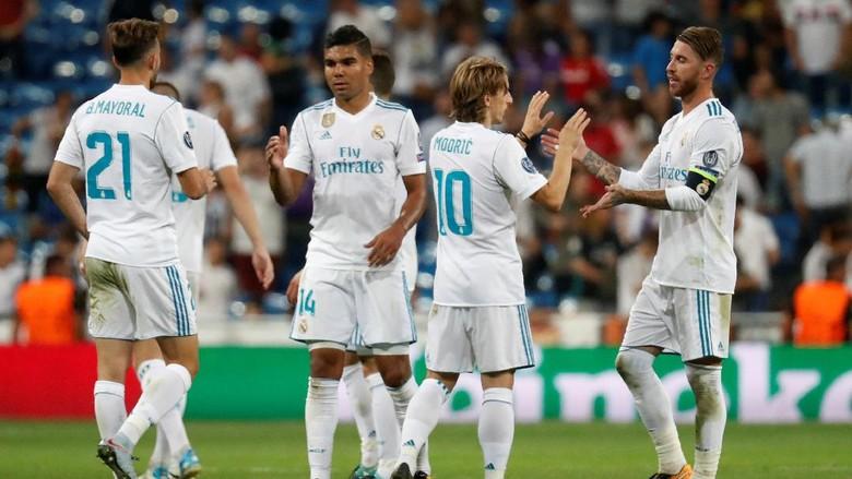 Kemenangan Penting untuk Madrid Usai Imbang Dua Laga Beruntun