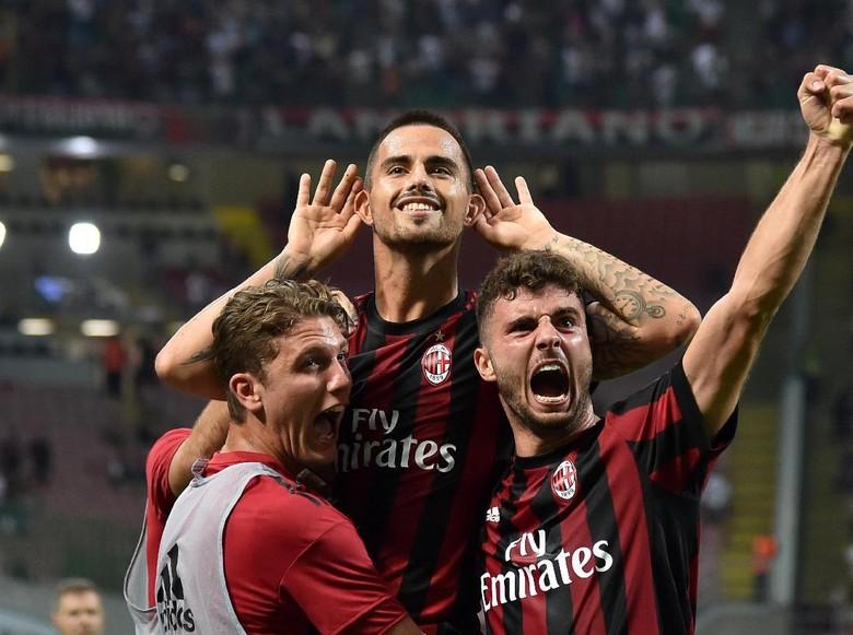 Austria Wina Jadi Ajang Pembuktian Pemain Milan