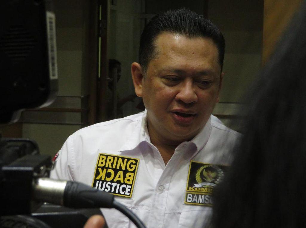 Bambang Soesatyo: Tak Ada Satu Pun Fraksi di DPR Setujui LGBT