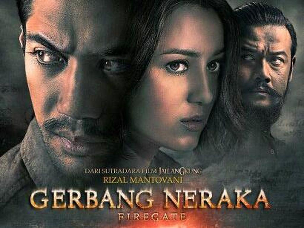 Film Gerbang Neraka Padukan Horor dan Sejarah Situs Gunung Padang